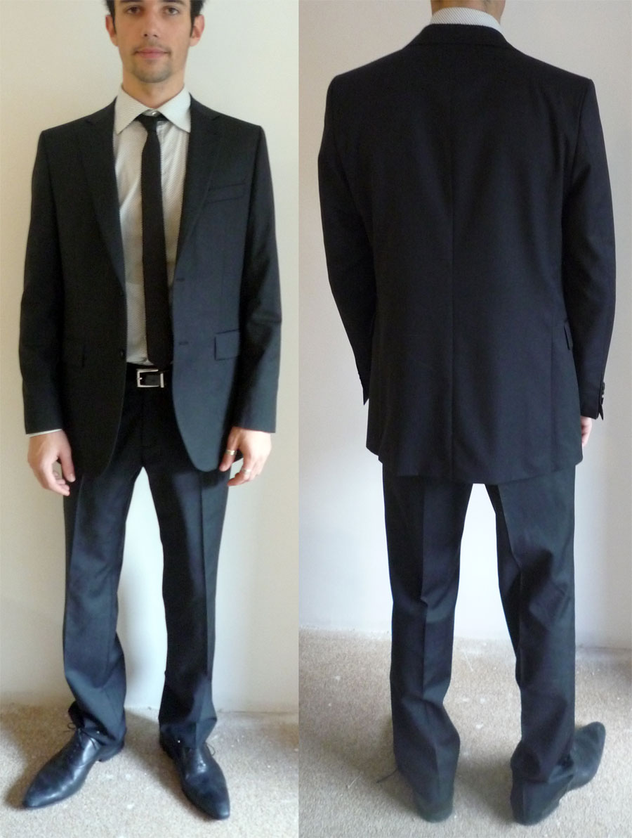 merci davance pour vos indications - Costume Mariage Homme Armand Thiery